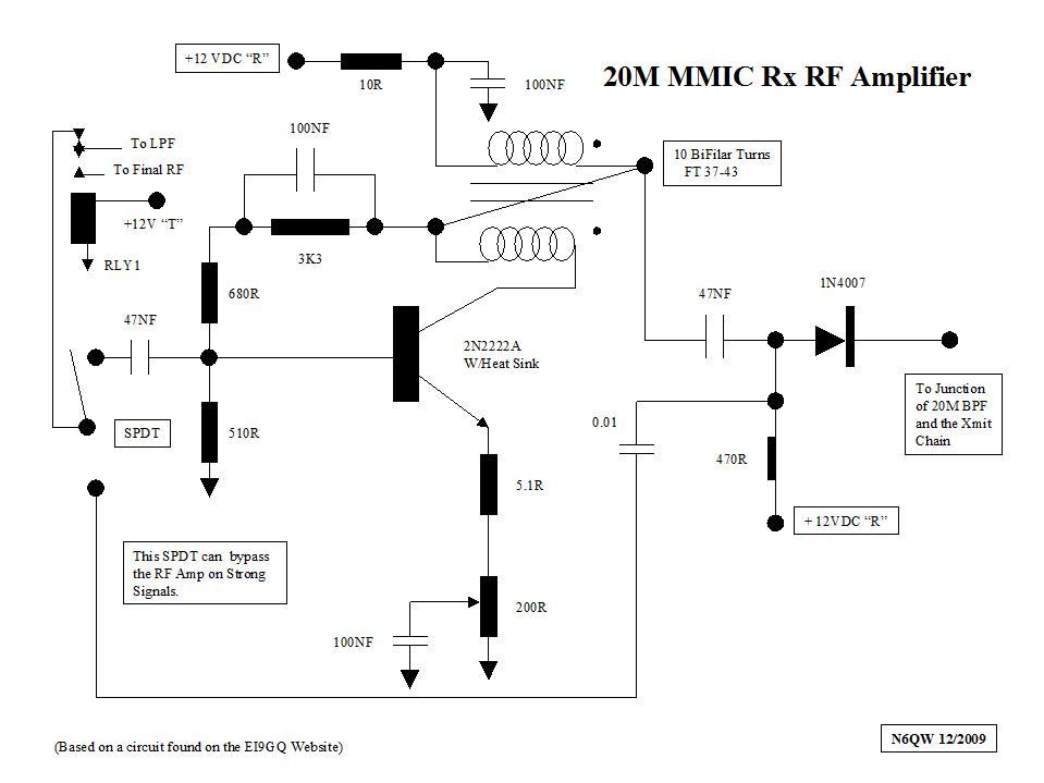20m mmic xcvr schematics
