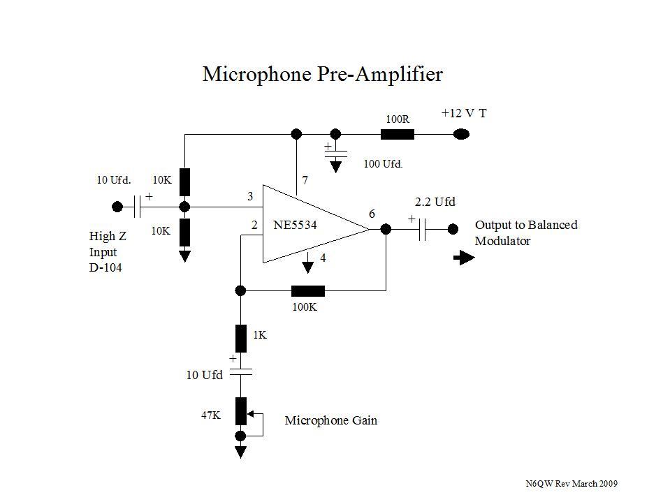 headphone mixer circuit schematic headphone amplifier